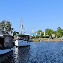 Freifunk-Ausbau im Museumshafen